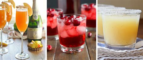 10 autumn inspired cocktail recipes under 200 calories