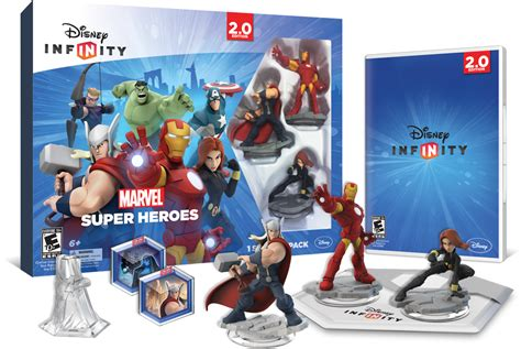 disney infinity marvel heroes gets a release date
