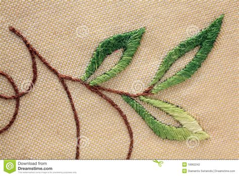 Embroidery Handmade - handmade embroidery stock photography image 18962242