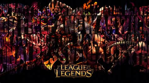 wallpaper hd game lol league of legends online game hd wallpaper