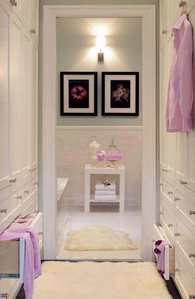 walk through closet to bathroom wal throgh closet transitional closet graham moss