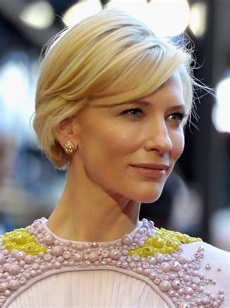 over 40 hair short with straight bangs short hairstyles for women over 40 cate blanchett s