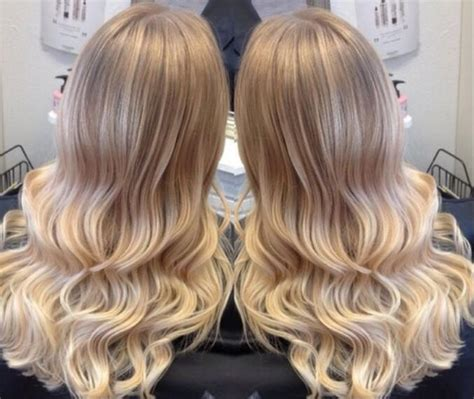 do lowlights fade brown to blonde fade hair brown hairs