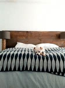 diy quot weathered quot wood headboard puppies galore juxtapost