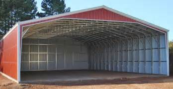 Outside Buildings Carports Large Outdoor Storage Sheds Wood Metal Buildings