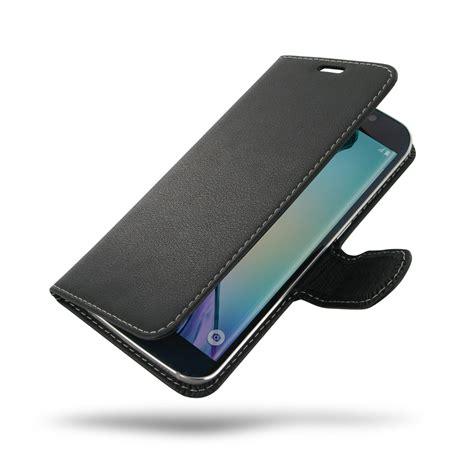 Akatsuki Samsung Galaxy S6 Edge Casing Cover samsung galaxy s6 edge leather flip carry cover pdair book