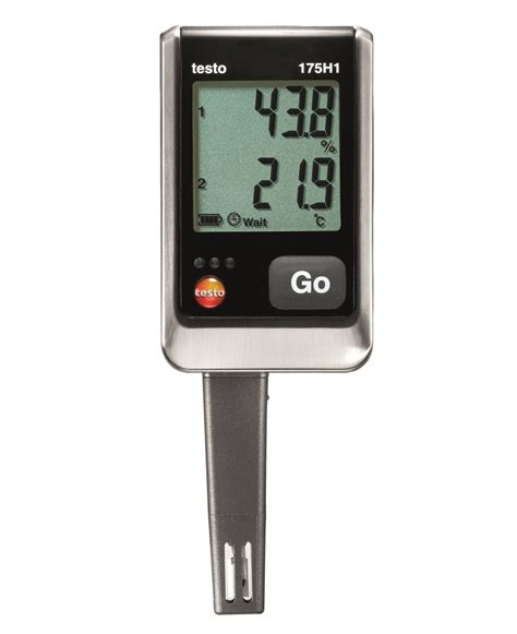 in testo testo 175 h1 temperature and humidity data logger