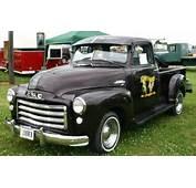 Classic Trucks  1951 GMC 100 Pickup