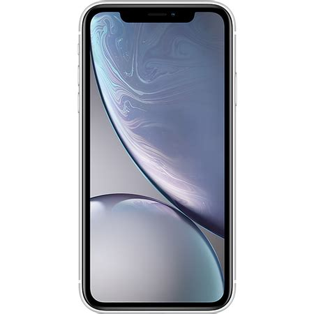 buy apple iphone xr white 6 1 quot 64gb 4g unlocked sim free from debenhams plus