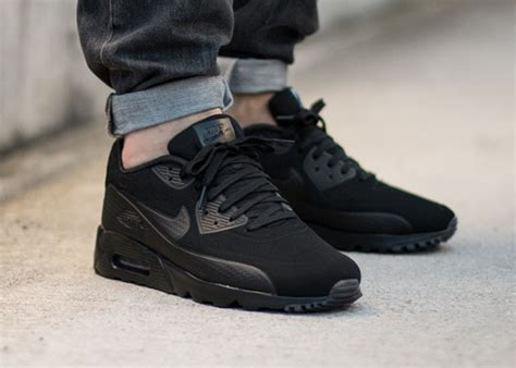 ou acheter la nike air max  ultra moire triple black