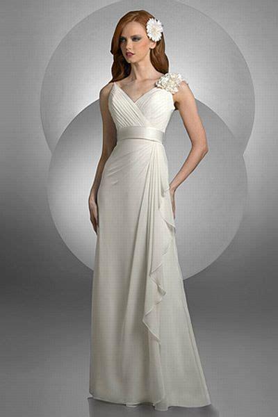 Bj 220 Casual Dress bari chiffon casual wedding dress with flower and cascade 2027 novelty