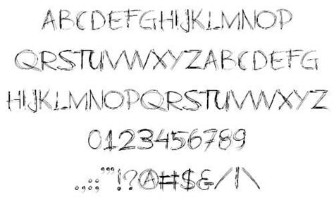doodle pen free font 20 captivating doodle fonts freakify