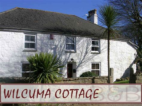 Cottages Hayle by Bed And Breakfast Cottage Hayle Wilcuma Cottage