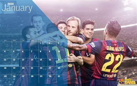 barcelona wallpaper calendar fcb 2015 mobile wallpapers wallpaper cave