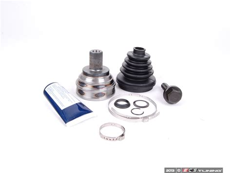 meyle 1k0498099 cv joint repair kit outer