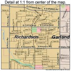 map of richardson richardson tx pictures posters news and on your
