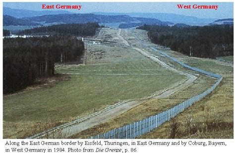 iron curtain wall types of international borders a