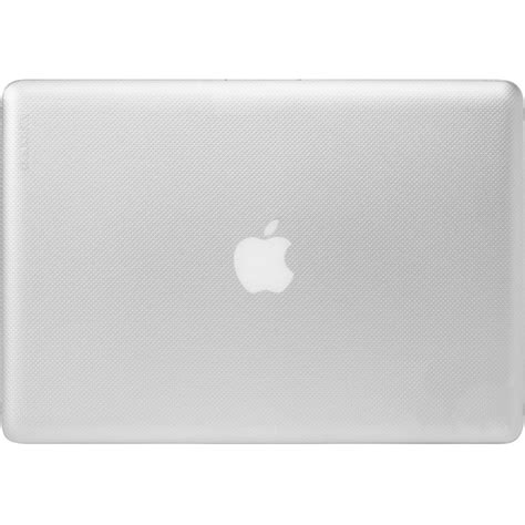 Incase Hardshell For Macbook Air 13 Dots Clear incase designs corp textured dot hardshell cl60468 b h
