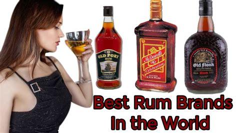 best rum top 10 best rum brands list favorite top 10 list