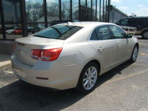 2013 chevrolet malibu 2lt buy used 2013 chevrolet malibu 2lt in 8623 e washington st