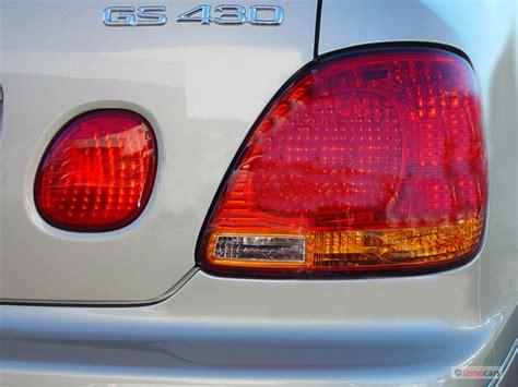 2006 lexus gs300 tail light replacement image 2003 lexus gs 430 4 door sedan tail light size