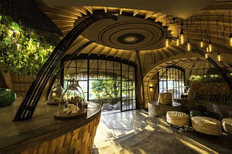 bisate lodge rustic modern villas volcanoes national park