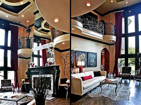 gothic style home decor architecture gothic living room design gothic decoration