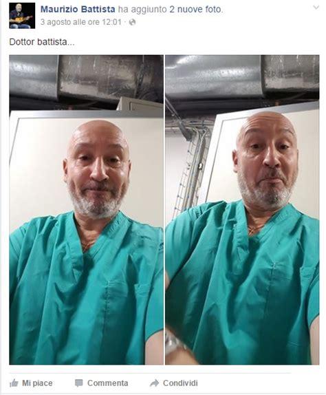 bagno di maurizio battista maurizio battista pap 224 per la terza volta a 59 anni