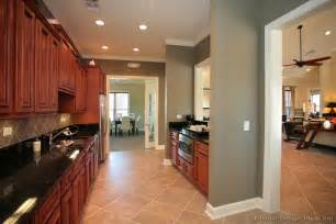 Kitchen Color Ideas With Cherry Cabinets Pictures Of Kitchens Traditional Medium Wood Kitchens Cherry Color Page 4