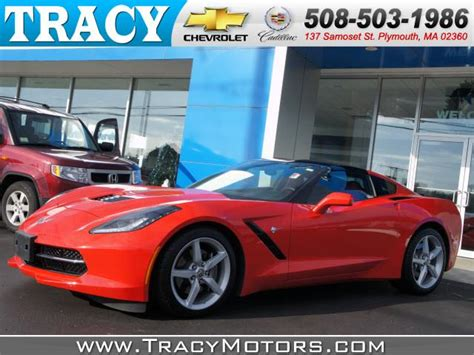 tracy chevrolet plymouth used 2014 chevrolet corvette stingray base in plymouth ma