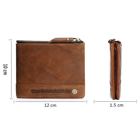 Dompet Pria By Bylineshop Wallet contacts dompet pria anti theft rfid block wallet coffee
