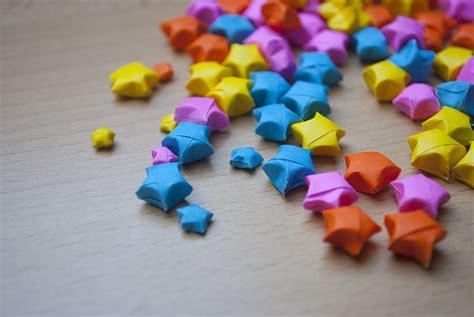 How To Make Tiny Origami - mindflight 187 365 day creative challenge day 9 tiny
