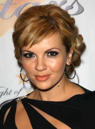 hairstyles with bangs updo updos with bangs beauty riot