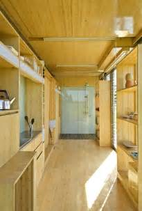 Container Homes Interior Mobile Homes A Transforming Shipping Container House
