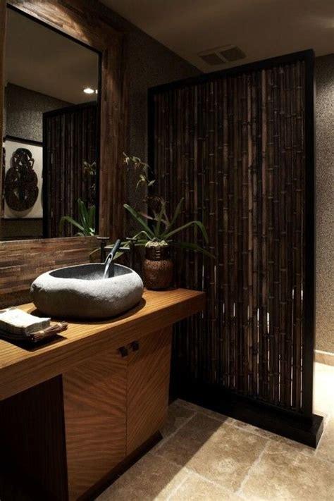 Bamboo In The Bathroom by Best 25 Zen Bathroom Ideas Only On Zen