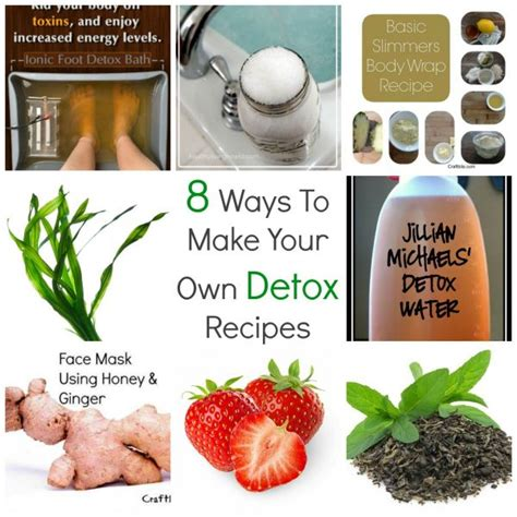 Home Detox Methods by 43 Best Diy Health Food And Drinks Images On