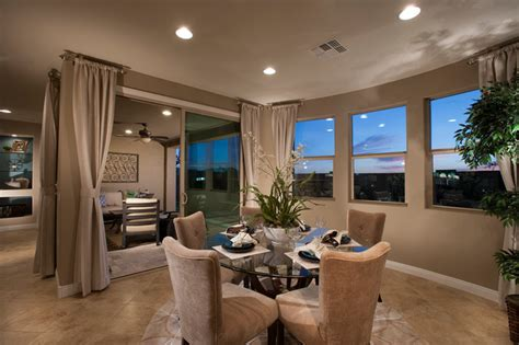 pulte home design options pulte homes quot celebration quot model home vail arizona traditional dining room other metro