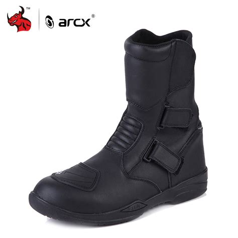 best cruiser riding boots arcx genuine cow leather motorcycle riding boots