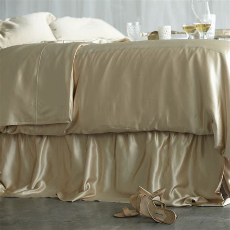 bed skirt silk bed skirt luxury bed skirts adjustable bed skirt
