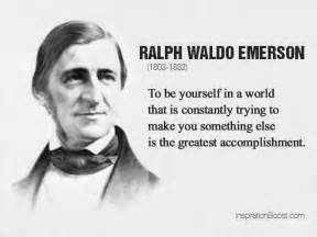 Thoreau Emerson And Transcendentalism Essay by Ralph Waldo Emerson Transcendentalism Quotes Quotesgram