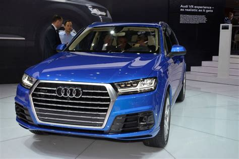 2016 audi pick up truck 2016 audi q7 pickup truck launched in rendering
