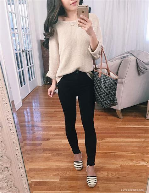 Sweater Uniqlo Pocket Sweatshirt Original the slouchy sweater flattering black