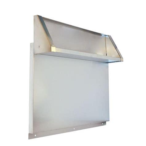 Whirlpool Shelf by Whirlpool Backguard With Dual Position Shelf For 48