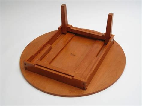 japanese low folding table custom made japanese chabudai a low folding table by