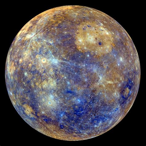 mercury planet color picture of the day planet mercury 171 twistedsifter