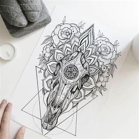 horse skeleton tattoo designs custom design skull