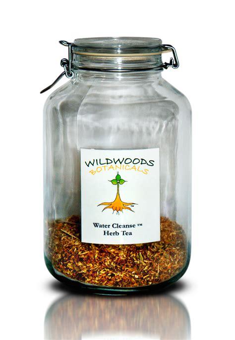 Blooms Detox Tea Review by Water Cleanse Tea Wildwoods Botanicals