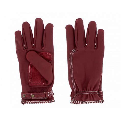 Motorradhandschuhe Ce Frankreich handschuhe aus leder handschuhe kytone ec bordeaux made