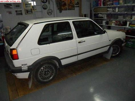 Golf 1 Autocross by Vendo Golf Gti 1 8 Autocross Venta De Coches De