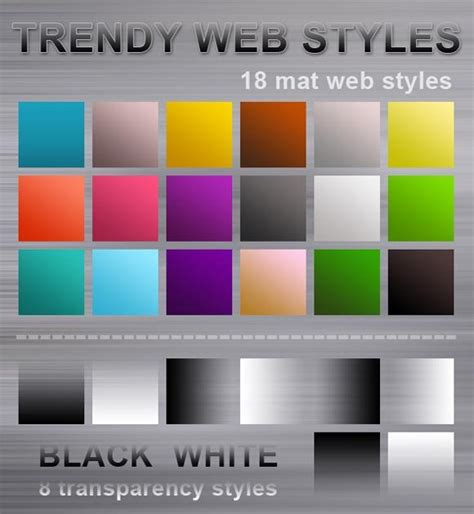 photoshop gradient styles 40 attractive photoshop gradient packs for designers